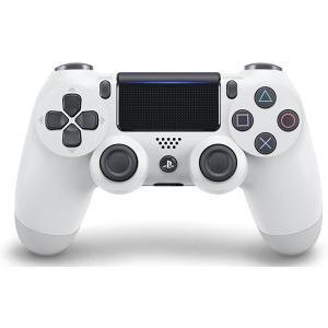PS4 ワイヤレスコントローラー 純正 DUALSHOCK 4 グレイシャー・ホワイト