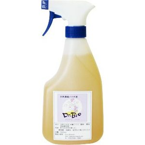 天然濃縮バイオ洗剤「Dr.BIOドクトルバイオ」 500mlスプレータイプ|spiral-shokutaku