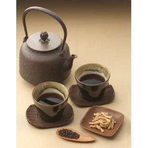 武富勝彦さんの「黒米茶」450g|spiral-shokutaku