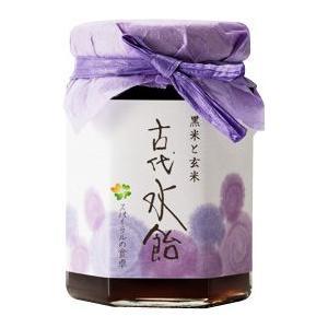 「古代水飴 〈黒米〉」 180g|spiral-shokutaku