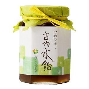 「古代水飴 〈黒米・ひのひかり〉」180g×2個箱入|spiral-shokutaku