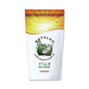 香りがないタイプでお料理に使いやすいココナッツオイル100% 「ココヤシの泉 ナチュレオ」912g|spiral-shokutaku