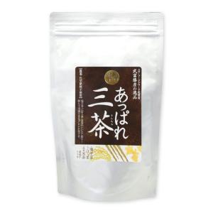 スローフード・アワード受賞者・武富勝彦の「あっぱれ三茶」ティーバッグ30包|spiral-shokutaku|02
