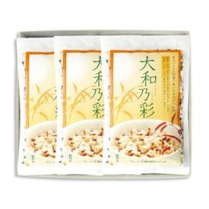 すべて九州産・雑穀米ブレンド「大和乃彩(やまとのいろどり)」250g・ご贈答用3個箱入|spiral-shokutaku|02