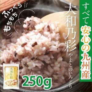 すべて九州産・雑穀米ブレンド「大和乃彩(やまとのいろどり)」250g|spiral-shokutaku