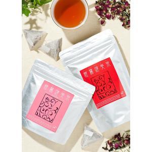 薔薇・ワイルドローズの美容茶「雅鷺健美茶(ヤールーケンビチャ) 」|spiral-shokutaku