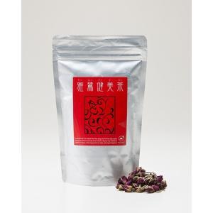 薔薇・ワイルドローズの美容茶「雅鷺健美茶(ヤールーケンビチャ) 」|spiral-shokutaku|02