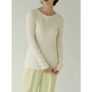 TODAYFUL(トゥデイフル) Tシャツ Randomrib Long Tshirts (12110605) レディース□|spisurre