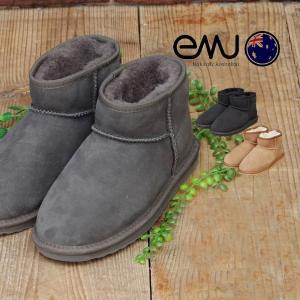 EMU ムートンブーツ (W10937) STINGER MICRO スティンガー マイクロ シープ...