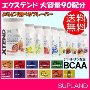 エクステンド BCAA + シトルリン 90配分 ブラッドオレンジ/パイナップル/マンゴー/グレープ/グリーンアップル等12種類 サイベーション|spl