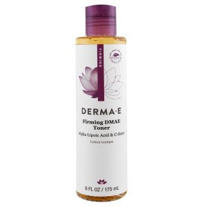 ダーマE DMAE ファーミングフェイシャルトナー175ml アルファリポ酸 Cエスター Derma E spl