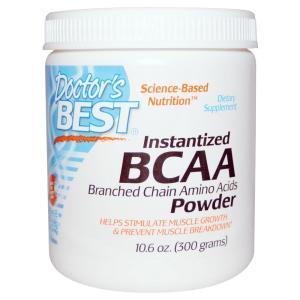 ドクターズベスト BCAA パウダー 300g Doctor's Best|spl