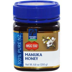 マヌカヘルス マヌカハニーMGO 550+ 250g Manuka Health|spl
