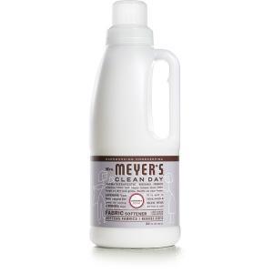 ミセスメイヤーズ ファブリックソフナー (柔軟剤) ラベンダーの香り 32 回分 (946ml) /Mrs. Meyers Clean Day|spl