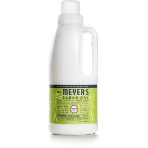 ミセスメイヤーズ ファブリックソフナー (柔軟剤) レモン・バーベナの香り(946ml) /Mrs. Meyers Clean Day|spl