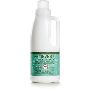 ミセスメイヤーズ ファブリックソフナー (柔軟剤) バジルの香り (946ml) /Mrs. Meyers Clean Day|spl