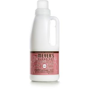 ミセスメイヤーズ ファブリックソフナー (柔軟剤) ローズマリーの香り 32回分 (946ml) /Mrs. Meyers Clean Day|spl