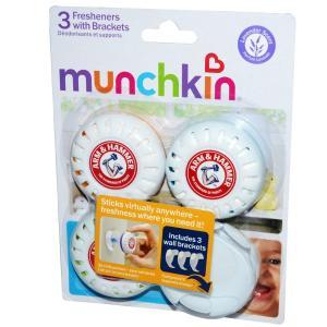 マンチキン アーム&ハンマー ブラケットフレッシャー ラベンダーの香り 3個 Munchkin|spl