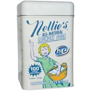ネリーズ オールナチュラル ランドリーソーダ 重曹洗濯剤 無香料 1.5kg 100回分|spl