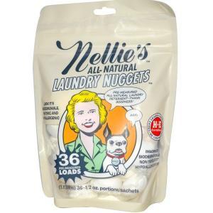 ネリーズ オールナチュラル ランドリーナゲット 無香料 洗濯用洗剤 36回分|spl