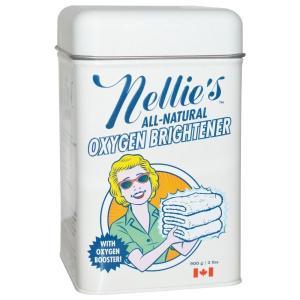 ネリーズ オールナチュラル オキシジェンブライトナーパウダー 酸素漂白剤粉末 900g|spl