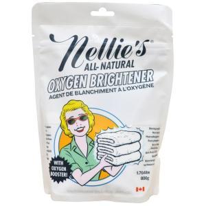 ネリーズ オールナチュラル オキシジェンブライトナーパウダー 酸素漂白剤粉末 800g|spl