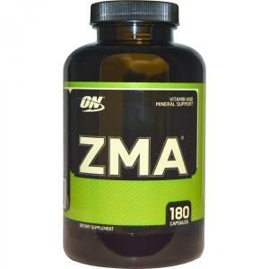 ZMA 180カプセル ON社製 オプティマム オプティマムニュートリション|spl