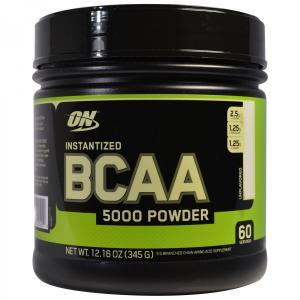 ON 分岐鎖アミノ酸 BCAA5000パウダー 無香料 345g Kentai ON社製 オプティマム オプティマムニュートリション|spl