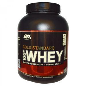 大容量2.27kg 100%ホエイ プロテイン ゴールドスタンダード ダブルリッチチョコレート オプティマム社製 オプティマムニュートリション