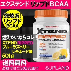 ★エクステンド リップドはBCAAに共役リノール酸(CLA)とL-カルニチン、カプサイマックス・カイ...
