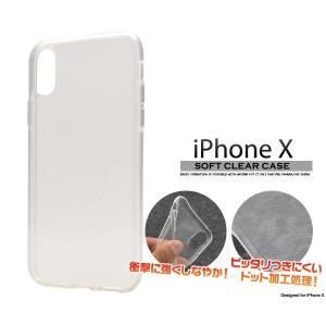 スマホケース・ベース用素材/iPhone X用ソフトクリアケース※保険なし|splash-wall