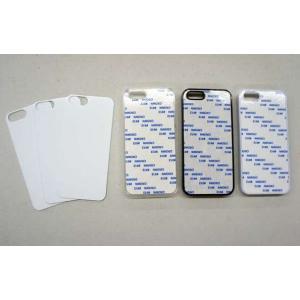 スマホケース/熱転写用iPhone5/5s/SE用ケース(PCケース 熱転写用アルミ板)|splash-wall