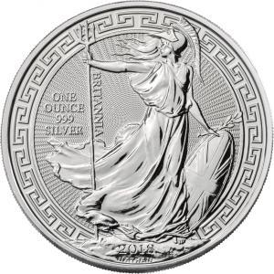 ブリタニア銀貨 オリエンタル イギリス 1oz 1オンス コレクション 趣味 コレクター プレゼント コインケース入り