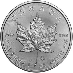 メイプルリーフ銀貨 2018年 新しい趣味 カナダ 高品質 収集 1オンス コレクション プレゼント コンプリート シルバーコイン .999 未流通品
