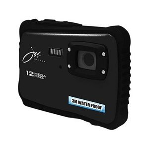ジョワイユ ウォータープルーフ デジタルカメラ ブラック JOYWP500