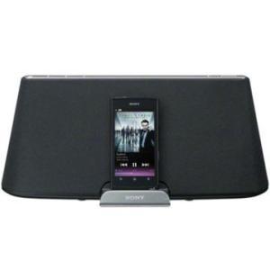 【訳あり・箱傷み】SONY ウォークマン用 Bluetoothドックスピーカー ブラック RDP-NWX500B
