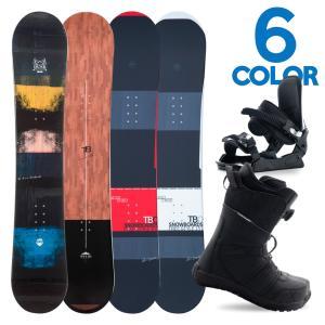 【1000円クーポン】【バイン取付無料】スノーボード 3点セット 板 メンズ スノボ スノボー グラトリ 3点 snowboard|spo-ichi