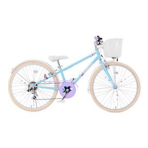 【スポイチ】 子供用自転車 Cheery チェアリー 22インチ かわいい クロスバイク 女の子 ides アイデス|spo-ichi