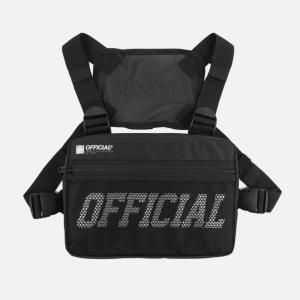 【スポイチ】 OFFICIAL オフィシャル バッグ MELROSE CHEST UTILITY BAG ショルダーバッグ ボディバック アウトドア|spo-ichi