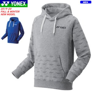 数量限定 YONEX ヨネックス ソフトテニス バドミントン ウェア スウェットパーカー トレーナー リーチョンウェイモデル 30059Y メンズ|spo-stk