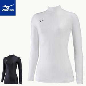 242c8a7cebc10 MIZUNO ミズノ ソフトテニス ウェア インナーシャツ バイオギアシャツ(ハイネック長袖)アンダーウェア[32MA8350] レディース:女性用  バドミントン 1枚まで