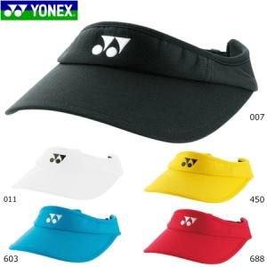 15%OFF  YONEX[ヨネックス] ソフトテニスウェア・ベリークールサンバイザー・グッズ・アクセサリー[40036] レディース:女性用 (テニス)|spo-stk