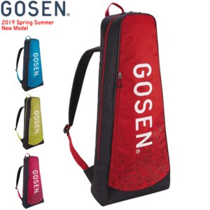 GOSEN[ゴーセン]ソフトテニスラケットバッグ  【ATHLETE SERIES】 コストパフォー...