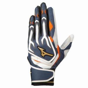 ミズノ(MIZUNO) ミズノプロ シリコンパワーアーク W バッティング手袋(両手用)  1EJEA07814|spokoba