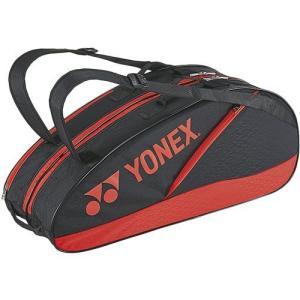 ヨネックス(YONEX) ラケットバッグ6 (テニス6本用) BAG2132R-187 spokoba