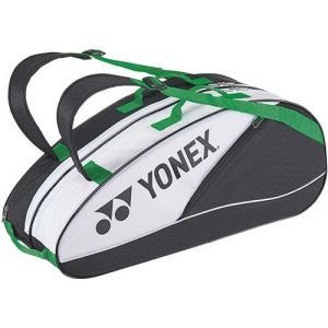 ヨネックス(YONEX) ラケットバッグ6 (テニス6本用) BAG2132R-245 spokoba