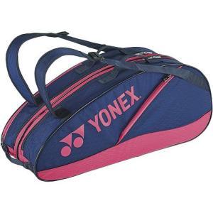 ヨネックス(YONEX) ラケットバッグ6 (テニス6本用) BAG2132R-675 spokoba