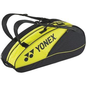 ヨネックス(YONEX) ラケットバッグ6 (テニス6本用) BAG2132R-763 spokoba