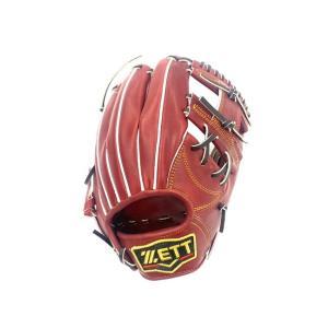ゼット(ZETT)硬式グラブ プロステイタス 遊撃手・二塁手モデル 今宮モデル BPROG760-4000 spokoba