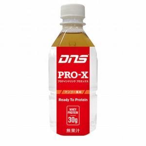 DNS(ディーエヌエス) Pro-X(プロエックス) マンゴー風味 1箱(24本入り) プロテインド...